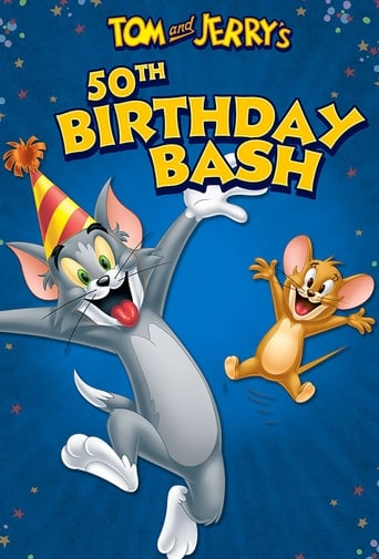 Poster of Tom & Jerry's 50th Birthday Bash