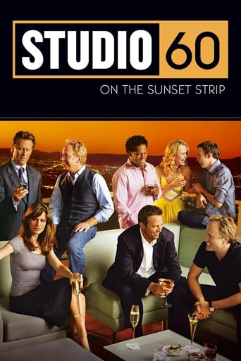 Poster of Studio 60 on the Sunset Strip