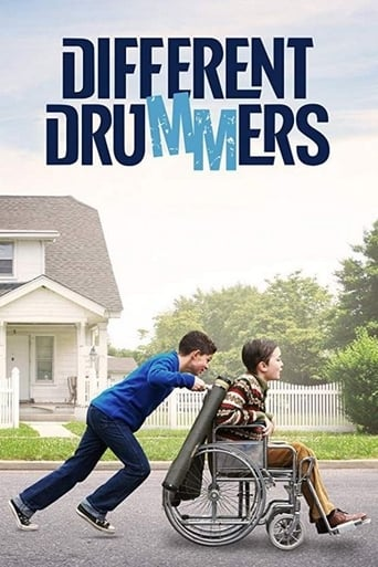 Poster of Different Drummers