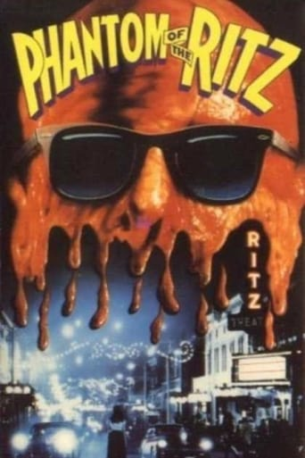 Poster of Phantom of the Ritz