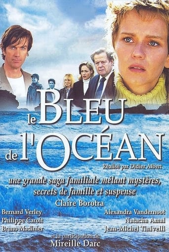 Poster of Le Bleu de l'océan