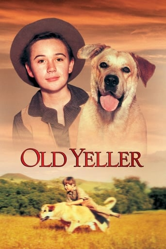 Poster of Old Yeller