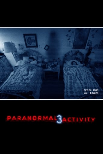 Poster of Paranormal Activity 3