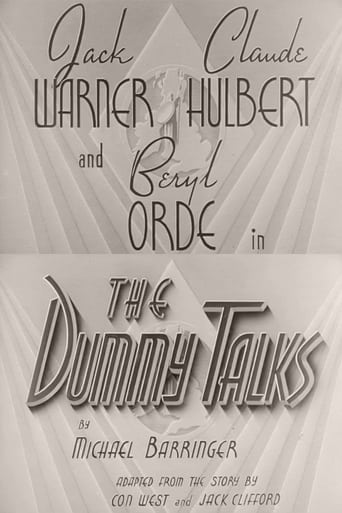 Poster of The Dummy Talks