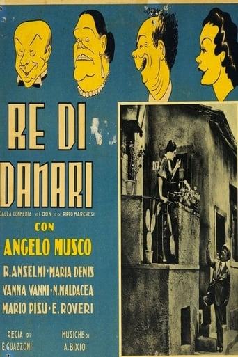 Poster of Re di danari