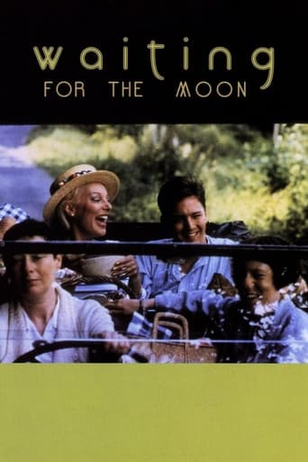 Poster of Waiting for the Moon