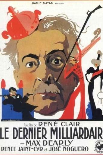 Poster of The Last Billionaire