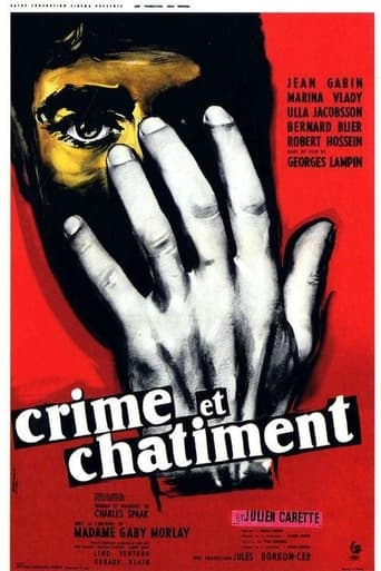 Poster of Crime and Punishment