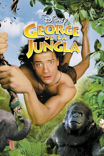 Poster of George de la jungla