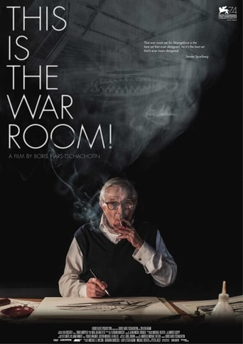 Poster of This Is the War Room!