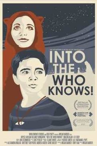 Poster of Into the Who Knows!