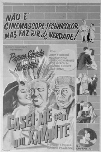 Poster of Casei-me com um Xavante