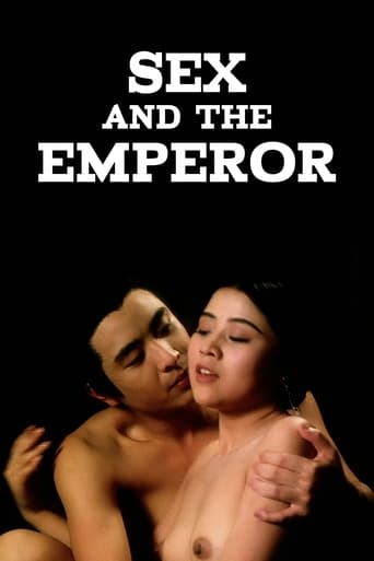 Poster of Sex and the Emperor