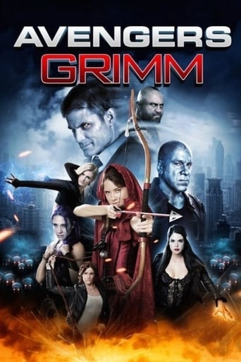 poster Avengers Grimm (2015)