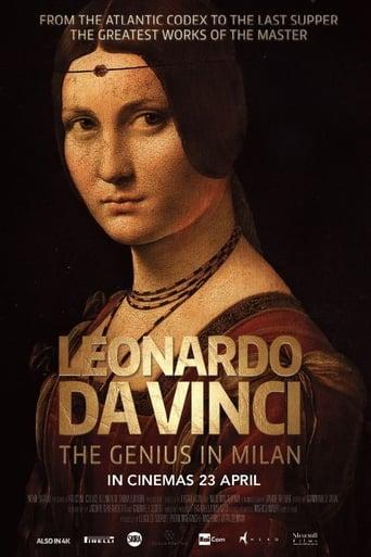 Poster of Leonardo da Vinci: The Genius in Milan