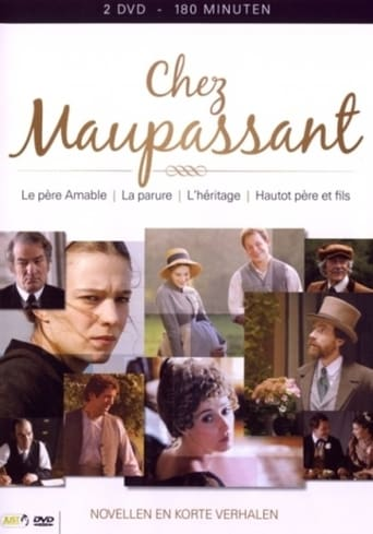 Poster of Chez Maupassant