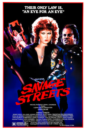 Poster of Savage Streets
