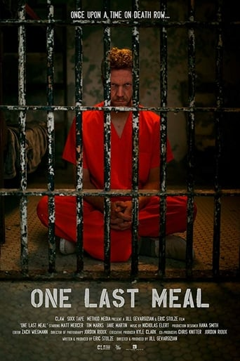 Poster of One Last Meal