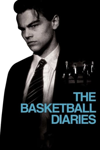Poster of The Basketball Diaries