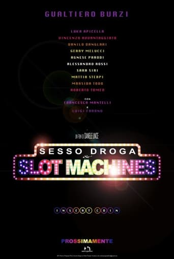 Poster of Sex Drugs & Slot Machines