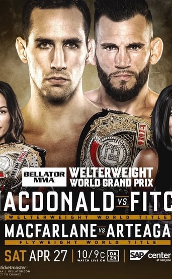 Bellator 220: MacDonald vs. Fitch