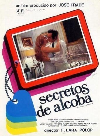 Poster of Secretos de alcoba