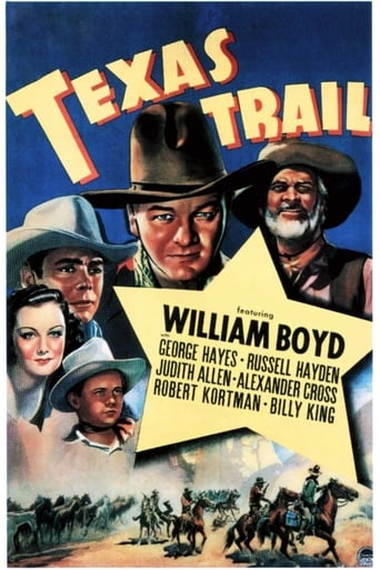 Poster of Texas Trail