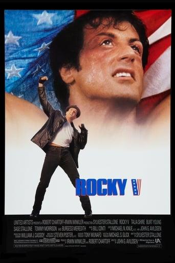Poster of Rocky V