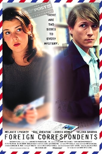 Poster of Foreign Correspondents