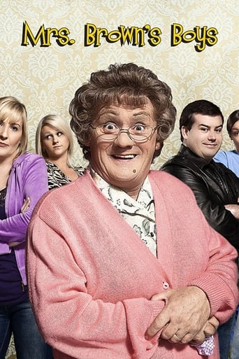 Poster of Mrs Brown's Boys