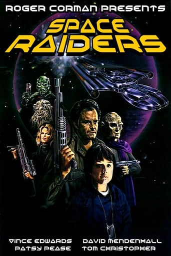 Poster of Space Raiders