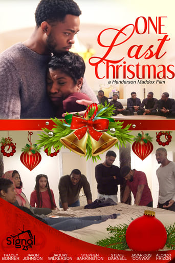 Poster of One Last Christmas