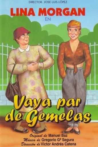 Poster of Vaya par de gemelas