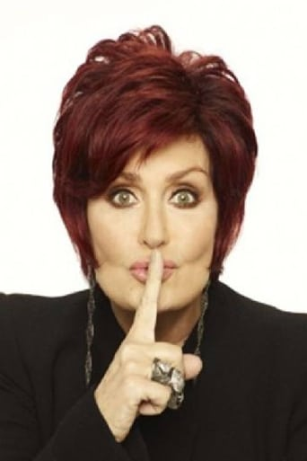 The Sharon Osbourne Show Poster