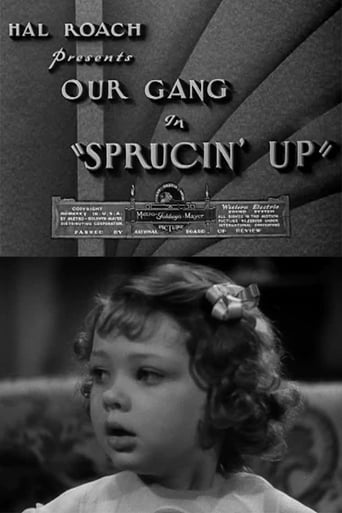 Poster of Sprucin' Up