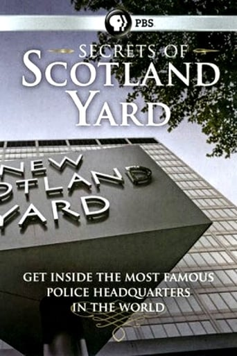 Poster of Secrets of Scotland Yard