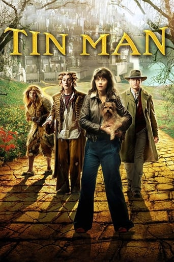 Poster of Tin Man (O.Z.)