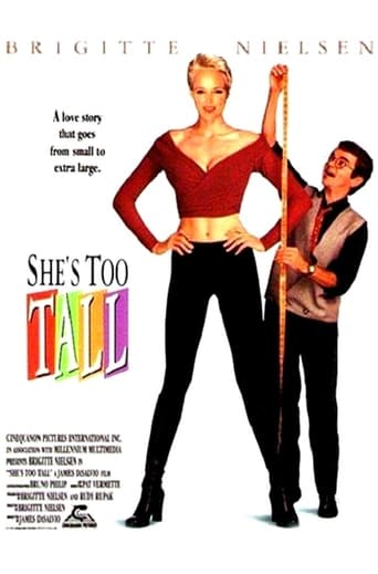 Poster of She's Too Tall