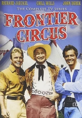 Poster of Frontier Circus