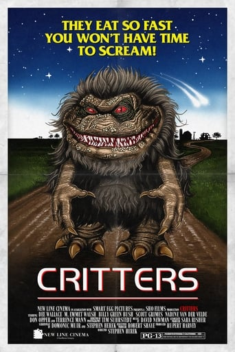 Poster of Critters
