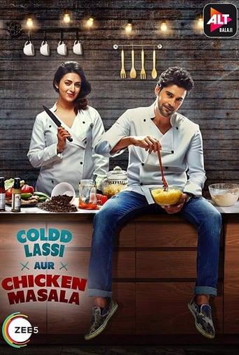 Poster of Coldd Lassi Aur Chicken Masala
