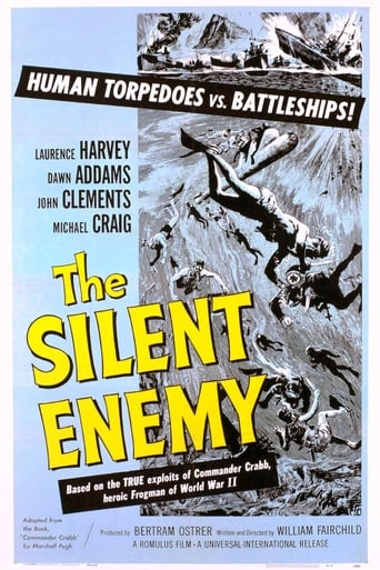 Poster of The Silent Enemy
