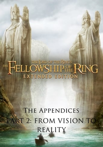 Poster of The Appendices Part 2: From Vision to Reality