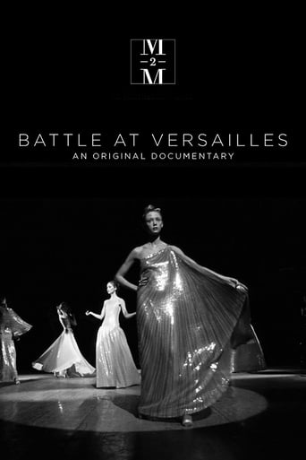 Poster of Battle at Versailles