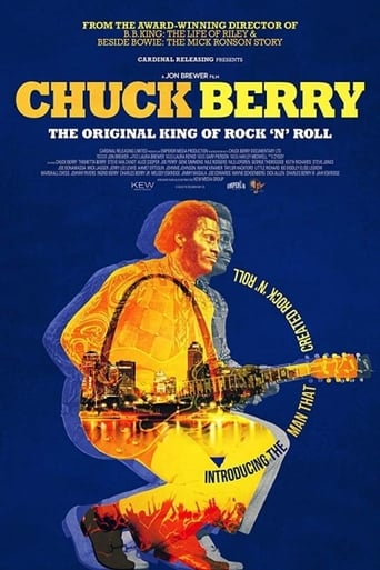 Poster of Chuck Berry: The Original King of Rock 'n' Roll