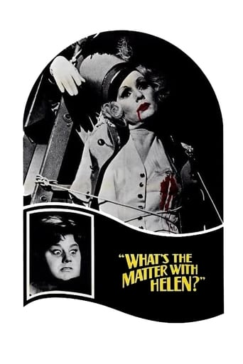 Poster of What's the Matter with Helen?