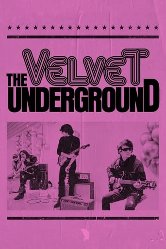 Poster of The Velvet Underground