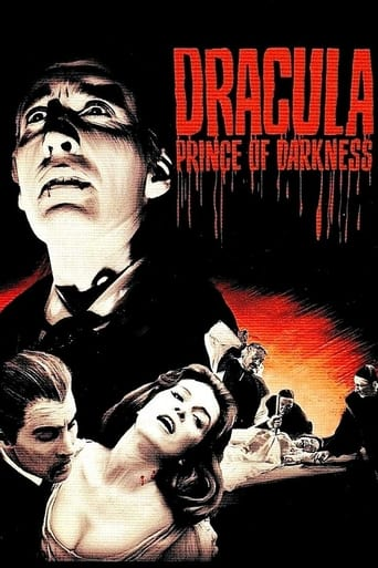 Poster of Dracula: Prince of Darkness