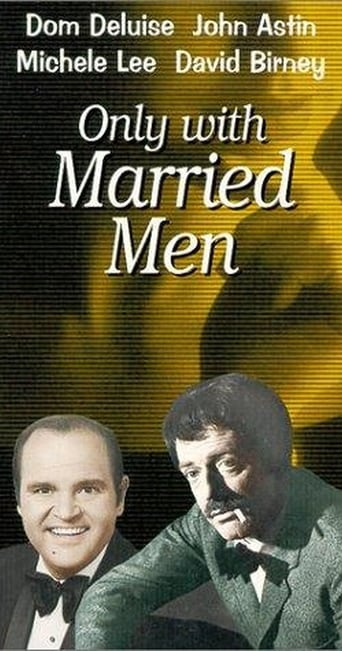 Poster of Only with Married Men