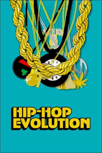 Poster of Hip Hop Evolution